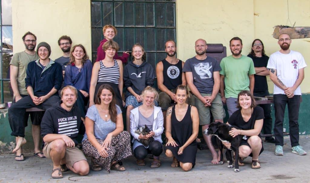 Gruppenbild Kulturhandwerk e.V.